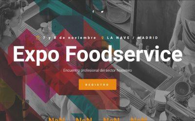 MBZ Churros en Expo Foodservice