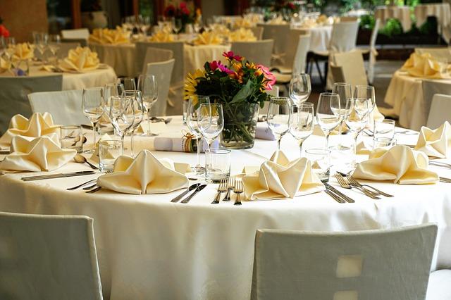 MBZ Churros en la cena de gala anual de AEDH