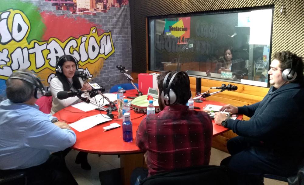 mbz churros la cazuela radio tentacion entrevista