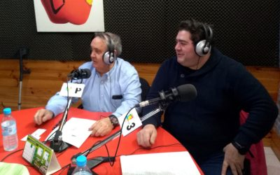 "The radio programme ""La Cazuela"" interviewed Luis Rodríguez, General Director of MBZ Churros"